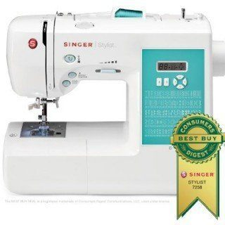 Review: Singer Stylist Computerized Sewing Machine